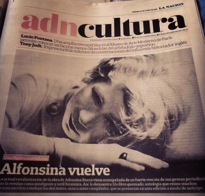 Alfonsina vuelve