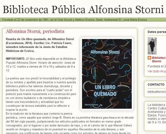 Alfonsina bib publica